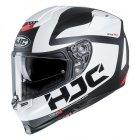 HJC R-PHA-70 KASK MOTOCYKLOWY BALIUS WHITE/BLACK