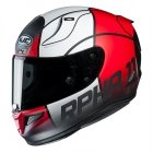 HJC RPHA 11 KASK MOTOCYKLOWY QUINTAIN RED/WHITE