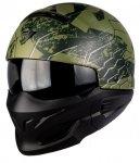 NOWOŚĆ! Scorpion Exo-Combat Ratnik kask otwarty Custom Retro Streetfighter Style
