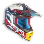 Kask KINI RED BULL Competition Navy/White