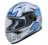SHIRO SH-3700 MONZA kask motocyklowy niebieski