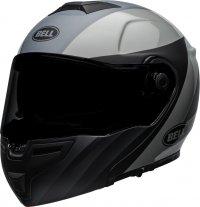 BELL SRT MODULAR KASK MOTOCYKLOWY PRESENCE MATTE/GLOSS BLACK/GREY