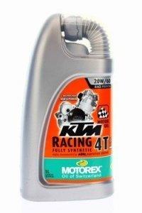 MOTOREX OLEJ SILNIKOWY KTM RACING 4T 20W60 1L