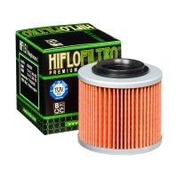 HIFLO APRILIA PEGASO CUBE 650 2000r. filtr oleju