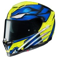 HJC R-PHA-70 KASK MOTOCYKLOWY WOLVERINE X-MEN BLUE/YELLOW