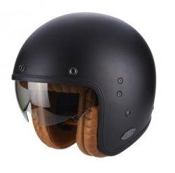 Scorpion kask motocyklowy BELFAST LUXE MATTE BLACK