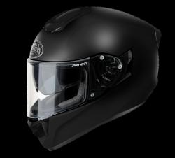 AIROH ST501 KASK MOTOCYKLOWY BLACK MATT CZARNY MAT