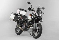 ZESTAW ADVENTURE PAKIET ZABEZPIECZAJĄCY MOTOCYKL KTM 1190 ADVENTURE (13-) SW-MOTECH