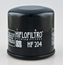Honda VTR 1000 modele od 01 do 07 filtr oleju
