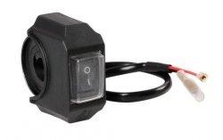 Przełącznik wodoodporny - 12 V - 6 A max