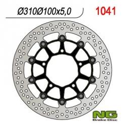 NG Tarcza hamulcowa przednia SUZUKI GSX-R 600 K6 K7 (06-07) 310x100x5,0