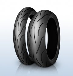 Michelin PILOT POWER 120/70ZR17 58W, 190/50ZR17 73W