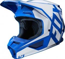FOX V-1 KASK PRIX BLUE