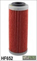 HIFLO KTM SX-F 250/350/450/505 (wszystkie roczniki) filtr oleju