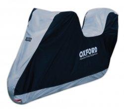 Oxford Aquatex pokrowiec wodoodporny na motocykl z kufrem XL