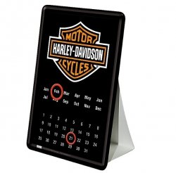 Kalendarz z logo Harley-Davidson