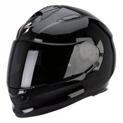 Scorpion Exo-510 kask motocyklowy czarny połysk