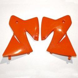 Osłony chłodnicy KTM 2T (98-00) , 4T ( 2000 )