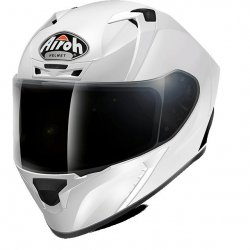Airoh Valor biały kask motocyklowy integralny