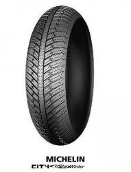 Michelin 140/70-14 68S TL M/C CITY GRIP WINTER opona tył do skutera