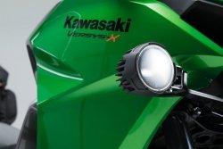 ZESTAW MONTAŻOWY LAMP LIGHT KAWASAKI VERSYS-X300 ABS (16-) SW-MOTECH