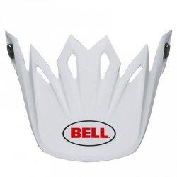DASZEK BELL MOTO-9 FLEX SOLID WHITE