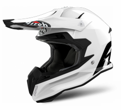 KASK AIROH TERMINATOR OPEN VISION COLOR WHITE GLOSS XS