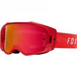GOGLE FOX VUE RED - SZYBA RED SPARK (1 SZYBA W ZESTAWIE, ZRYWKI W ZESTAWIE) OS