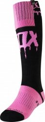SKARPETY FOX LADY MATA DRIP MX BLACK/PINK OS