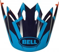 DASZEK BELL MOTO-9 DISTRICT BLUE/ORANGE