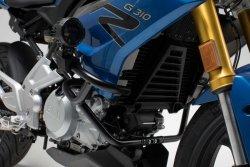CRASHBAR/GMOL SW-MOTECH BMW G 310 R (16-)/G 310 GS (17-) BLACK