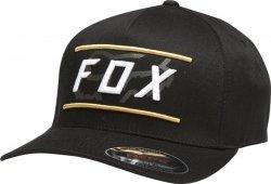 CZAPKA Z DASZKIEM FOX DETERMINED FLEXFIT BLACK S/M