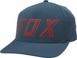 CZAPKA Z DASZKIEM FOX BARRED FLEXFIT NAVY L/XL
