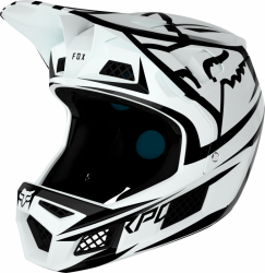 KASK ROWEROWY FOX RAMPAGE PRO CARBON BST WHITE S