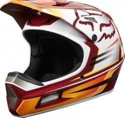 Kask Rowerowy Fox Rampage Comp Reno Cardinal XL