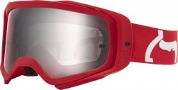 GOGLE FOX AIRSPACE II PRIX FLAME RED