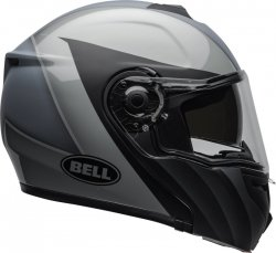 KASK BELL SRT MODULAR PRESENCE MATTE/GLOSS BLACK/GREY XL