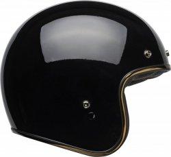 KASK BELL CUSTOM 500 DLX RALLY GLOSS BLACK/BRONZE