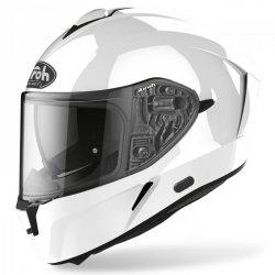 KASK AIROH SPARK COLOR WHITE GLOSS L