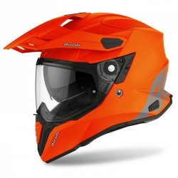 KASK AIROH COMMANDER COLOR ORANGE MATT S