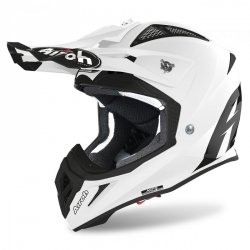 KASK AIROH AVIATOR ACE COLOR WHITE GLOSS S