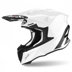 KASK AIROH TWIST 2.0 COLOR WHITE GLOSS XXL