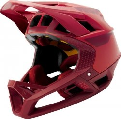 Kask Rowerowy Fox Proframe Quo Bright Red XL