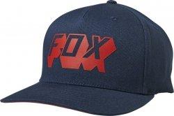 CZAPKA Z DASZKIEM FOX BNKZ SE FLEXFIT MIDNIGHT L/XL