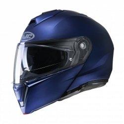 KASK HJC I90 SEMI FLAT METALLIC BLUE M