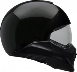 KASK BELL BROOZER SOLID BLACK XL