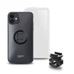 ZESTAW SP CONNECT MOTO BUNDLE NA LUSTERKO NA TELEFON SAMSUNG GALAXY S9/S8 BLACK