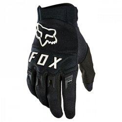 RĘKAWICE FOX DIRTPAW BLACK/WHITE S