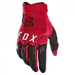 RĘKAWICE FOX DIRTPAW RED M