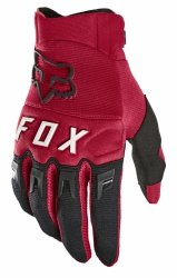 RĘKAWICE FOX DIRTPAW RED XXL